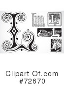 Letters Clipart #72670
