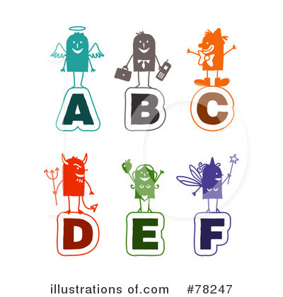 Letters Clipart #78247 by NL shop