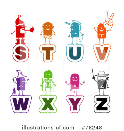 Letters Clipart #78248 by NL shop