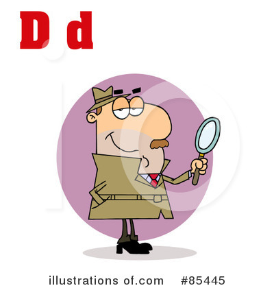 Letters Clipart #85445 by Hit Toon