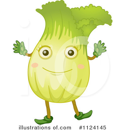Veggie Clipart #1124145 by Graphics RF