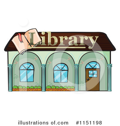 Buildings Clipart #1151198 by Graphics RF