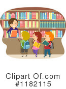 Royalty-Free (RF) Library Clipart Illustration #1182115