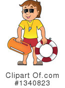 Lifeguard Clipart #1340823