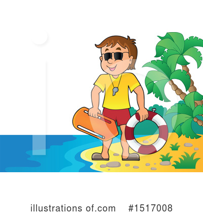 Island Clipart #1517008 by visekart