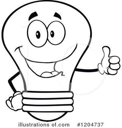 light bulb ideas Colouring Pages (page 3)
