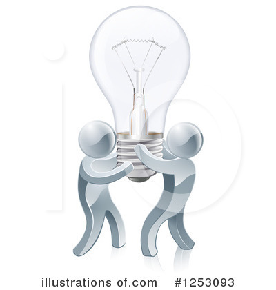 Teamwork Clipart #1253093 by AtStockIllustration