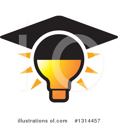Light Bulb Clipart #1314457 by Lal Perera