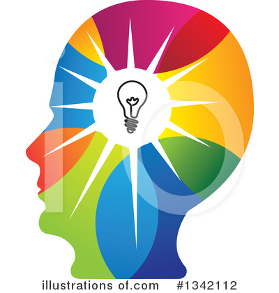 Light Bulb Clipart #1342112 by ColorMagic