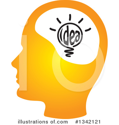 Light Bulb Clipart #1342121 by ColorMagic