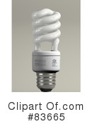 Light Bulb Clipart #83665 by Leo Blanchette
