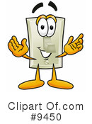 Light Switch Character Clipart #9450 by Toons4Biz