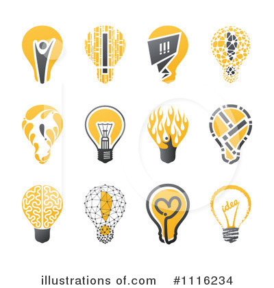 Idea Clipart #1116234 by elena