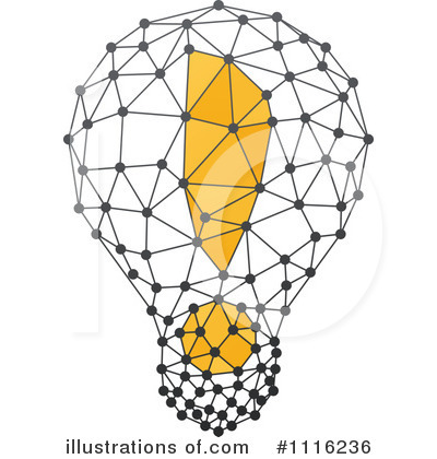 Lightbulb Clipart #1116236 by elena