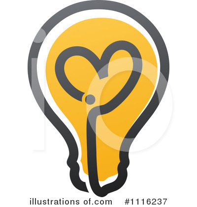 Lightbulb Clipart #1116237 by elena