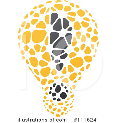 Lightbulb Clipart #1116241 by elena
