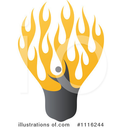 Lightbulb Clipart #1116244 by elena