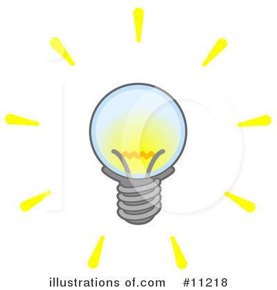 Free Clip Art Light Bulb. Lightbulb Clipart #11218 by
