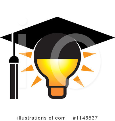 Light Bulb Clipart #1146537 by Lal Perera