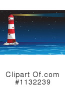 Lighthouse Clipart #1132239 by Graphics RF