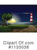 Lighthouse Clipart #1133038 by Graphics RF