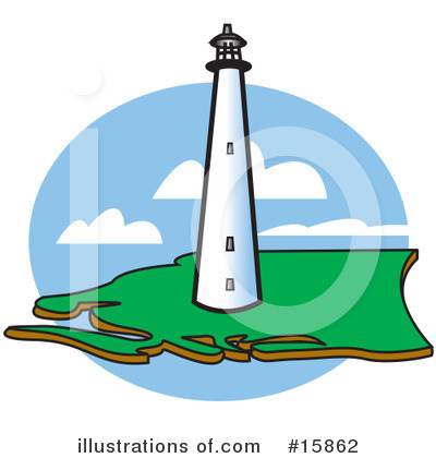 Lighthouse Clipart #15862 by Andy Nortnik
