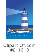 Lighthouse Clipart #211318