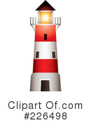 Lighthouse Clipart #226498 by TA Images