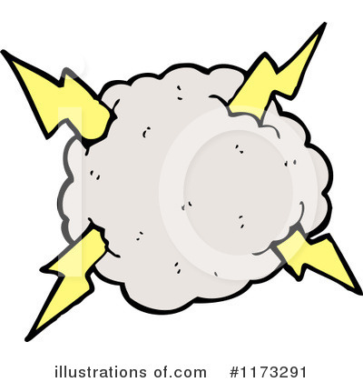 Lightning Clipart #1173291 by lineartestpilot