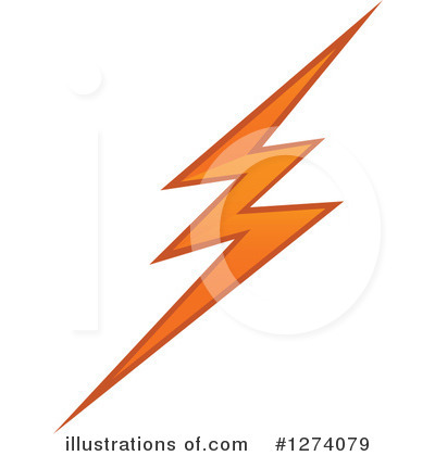 Lightning Clipart #1274079 by Vector Tradition SM