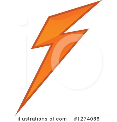 Lightning Clipart #1274086 by Vector Tradition SM