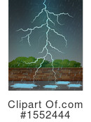 Lightning Clipart #1552444 by Graphics RF