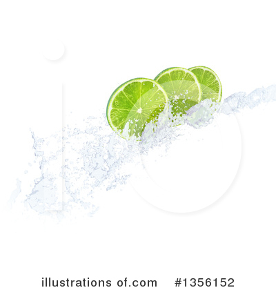 Limes Clipart #1356152 by Mopic