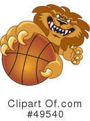 Lion Character Clipart #49540 by Toons4Biz
