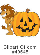 Lion Character Clipart #49545 by Toons4Biz