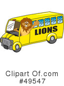 Lion Character Clipart #49547 by Toons4Biz