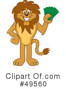 Lion Character Clipart #49560 by Toons4Biz