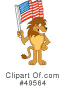Lion Character Clipart #49564 by Toons4Biz