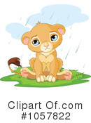 Lion Clipart #1057822 by Pushkin