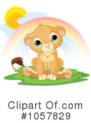 Lion Clipart #1057829 by Pushkin