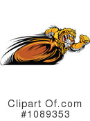 Lion Clipart #1089353 by Chromaco