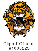 Lion Clipart #1090223 by Chromaco