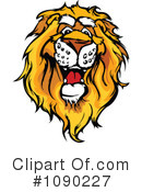 Lion Clipart #1090227 by Chromaco