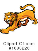Lion Clipart #1090228 by Chromaco