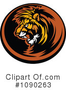 Lion Clipart #1090263 by Chromaco