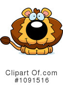 Lion Clipart #1091516 by Cory Thoman