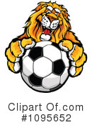 Lion Clipart #1095652 by Chromaco