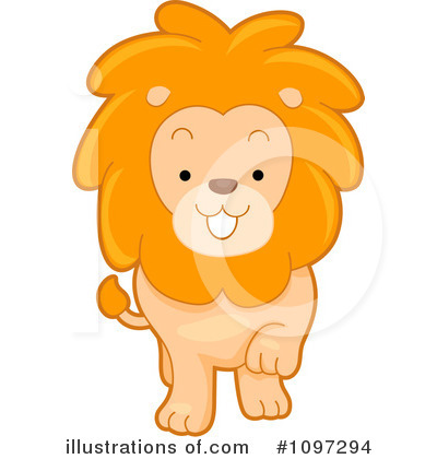 Zoo Animals Clipart #1097294 by BNP Design Studio