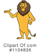Lion Clipart #1104836 by Cartoon Solutions