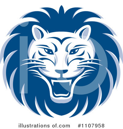 Lion Clipart #1107958 by Lal Perera